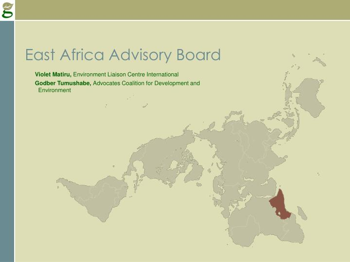 East Africa Advisory Board