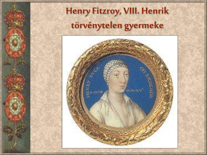 Henry Fitzroy,