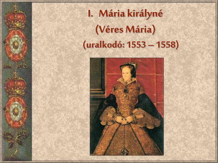 Mária királyné