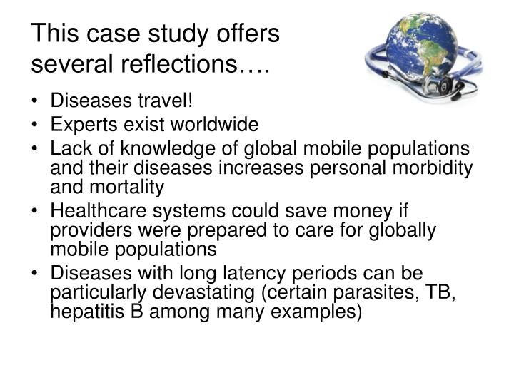 This case study offers