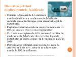 directiva privind medicamentele falsificate1