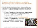 preg tirea cadrului de aplicare a prevederilor directivei privind medicamentele falsificate2