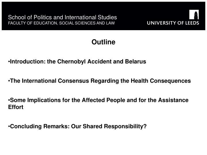School of Politics and International Studies
