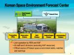 korean space environment forecast center1