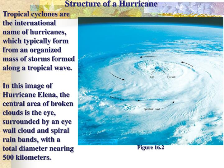 Structure of a Hurricane