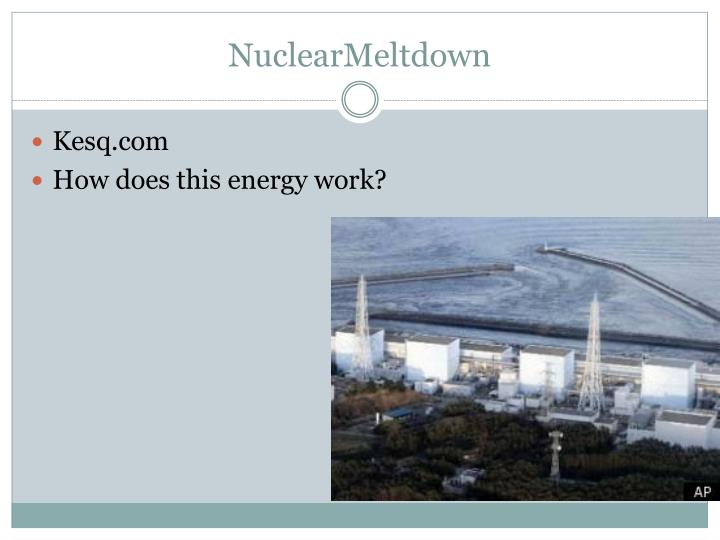 NuclearMeltdown