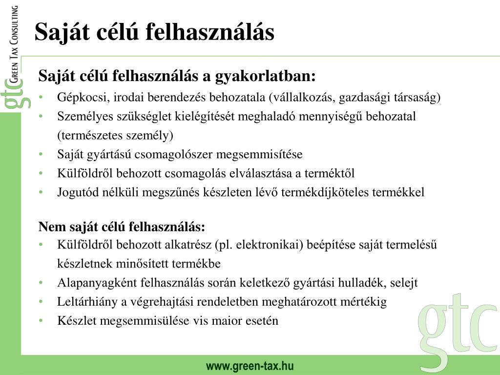 b9c3aced1f2f PPT - Környezetvédelmi termékdíj a gyakorlatban 2012 PowerPoint ...