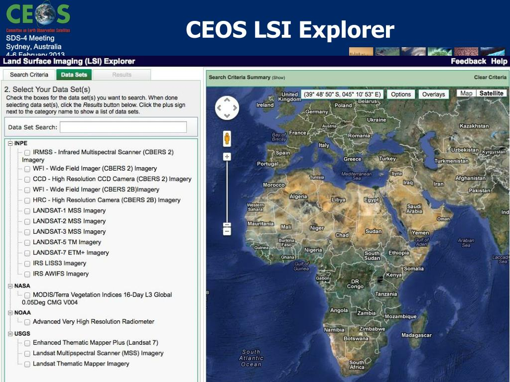 PPT - Landsat Data Delivery Approaches PowerPoint Presentation - ID