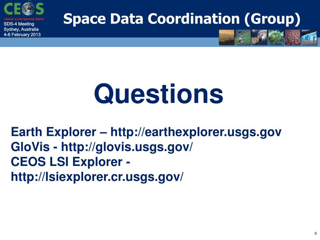 PPT - Landsat Data Delivery Approaches PowerPoint
