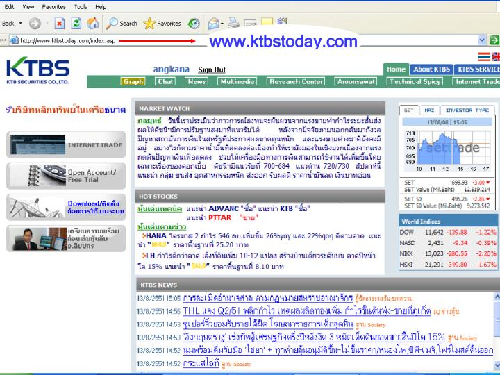 www.ktbstoday.com