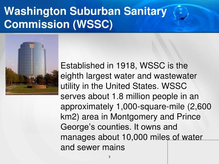 wssc case study