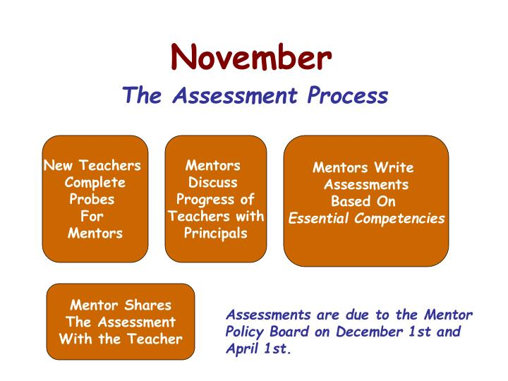 the assessment process Assessment checks and review before they are submitted, all assessments must be checked to ensure: all of the required supporting information is attached and in the appropriate format.
