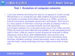 text 1 evolution of computer networks7