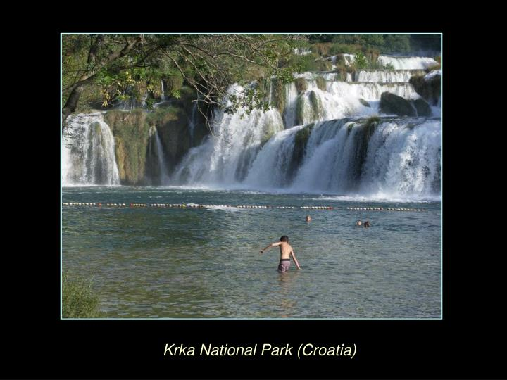 Krka National Park (Croatia)