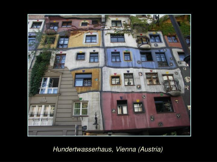 Hundertwasserhaus, Vienna (Austria)