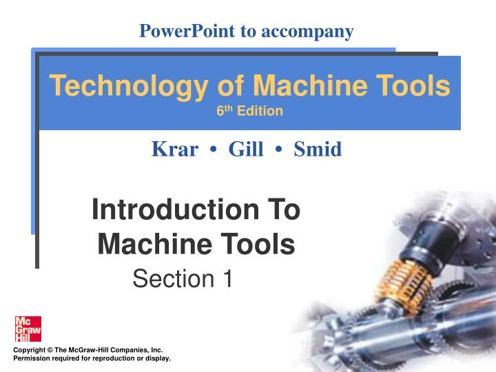 metal cutting and machine tools pdf free download