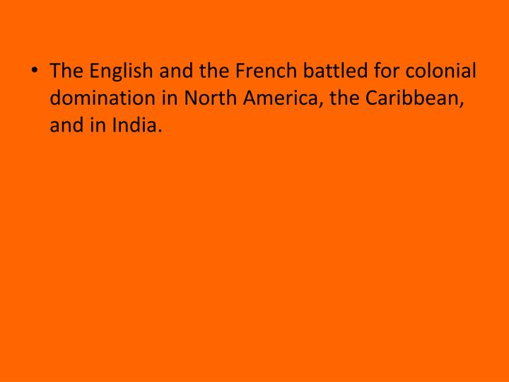 consequences of the french and indian Definition of french and indian war, consequences of – our online dictionary has french and indian war, consequences of information from encyclopedia of the new american nation dictionary.