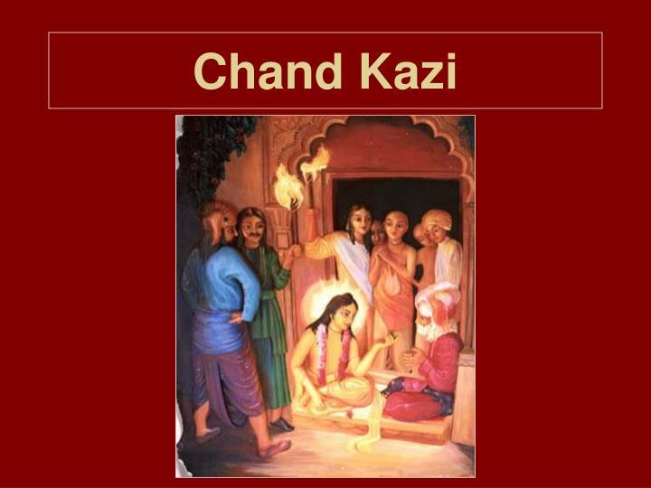 Chand Kazi