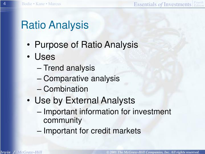 importance of ratio analysis Significance of ratio analysis towards business topics significance of ratio analysis towards business performance highlight the importance of ratio analysis.