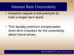 interest rate uncertainty3