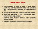 contoh entry point
