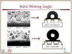 static wetting angle1