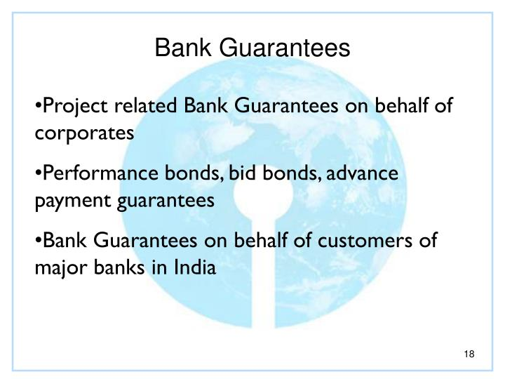 Bank Guarantees