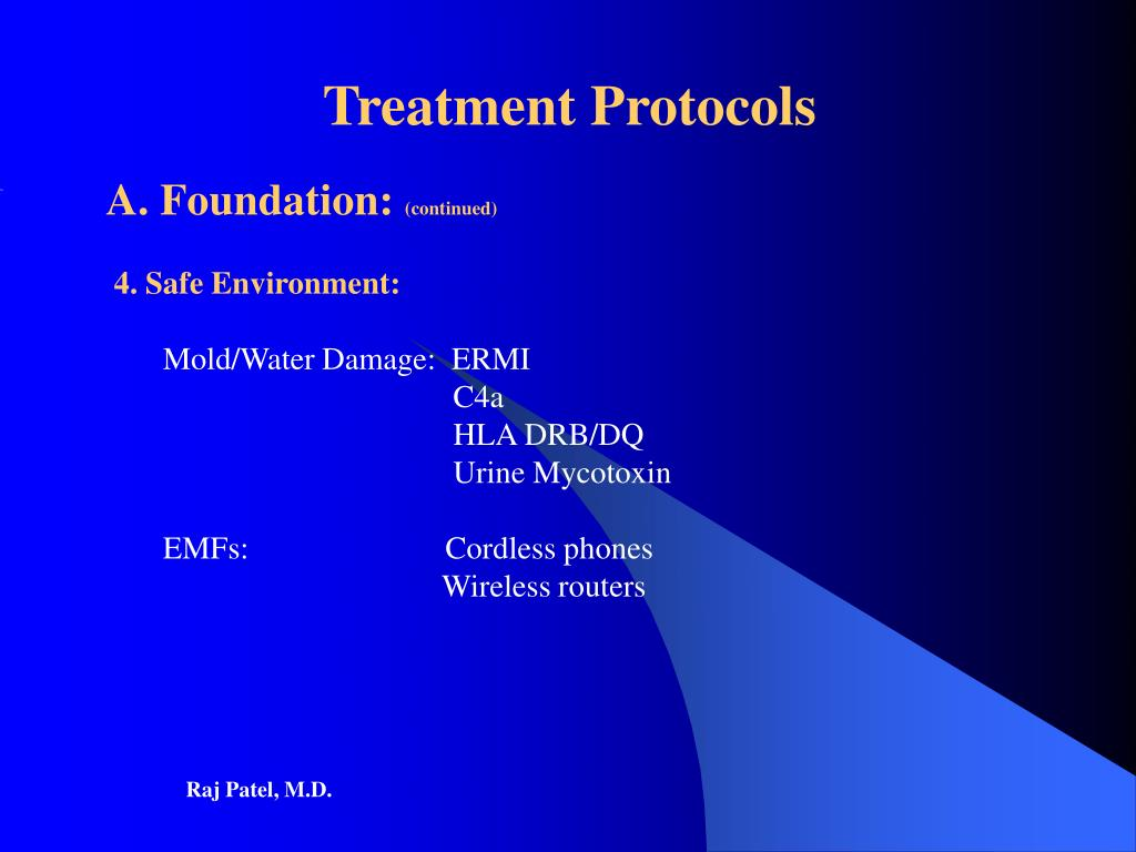 PPT - Tips on the Management of Lyme Disease by Raj Patel
