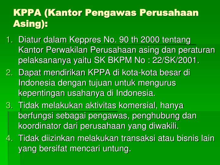 KPPA (Kantor