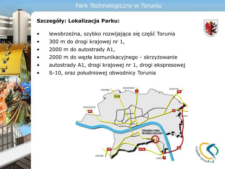 Park Technologiczny w Toruniu