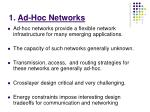 1 ad hoc networks1