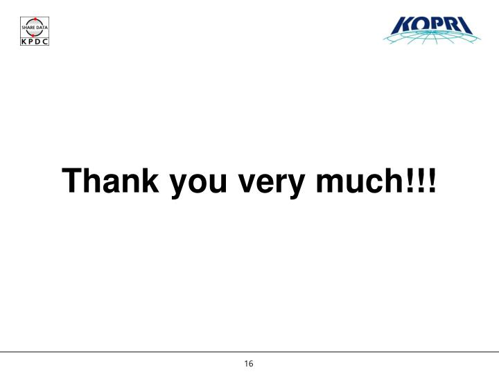 Thank you very much!!!