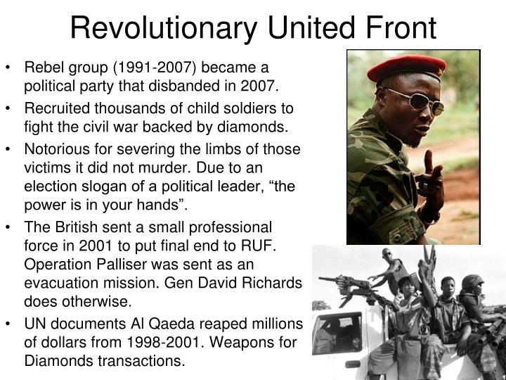 Revolutionary United Front