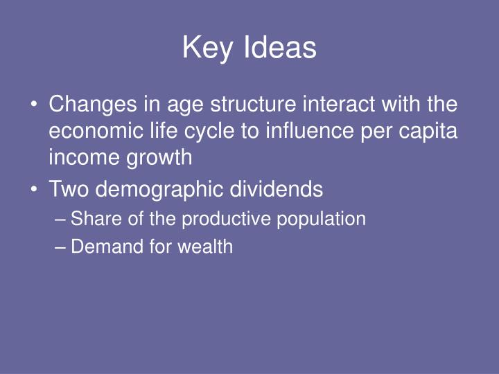 demographic cycle ppt