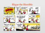 h gar the horrible