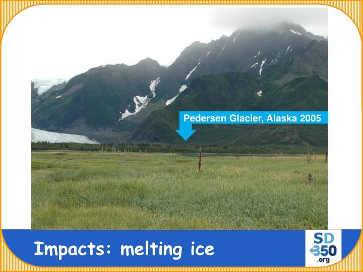 Pedersen Glacier, Alaska 1920