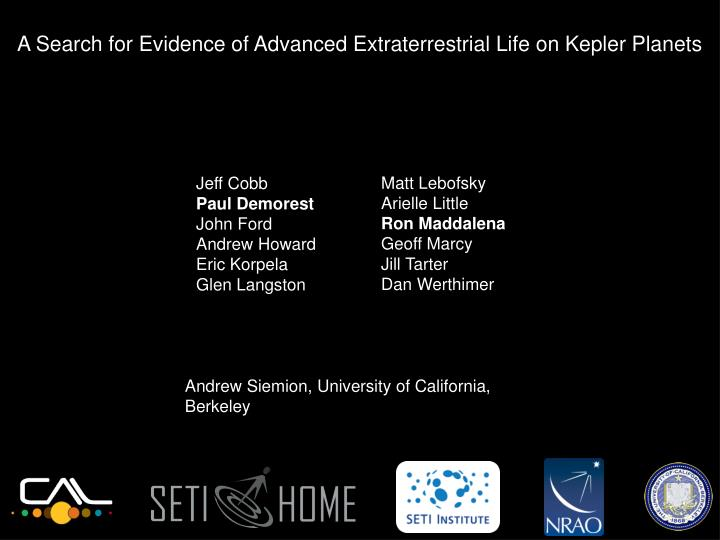 A Search for Evidence of Advanced Extraterrestrial Life on Kepler Planets
