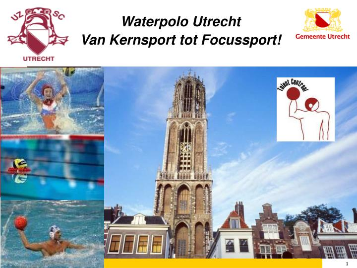 Waterpolo Utrecht