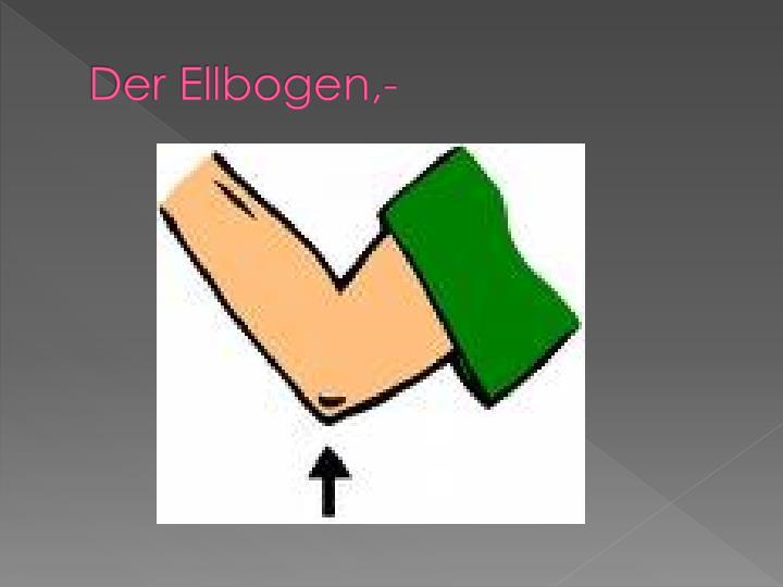 PPT - Die K örperteile PowerPoint Presentation - ID:5070463