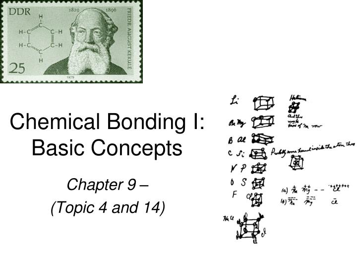 chemical bonding i basic concepts n.