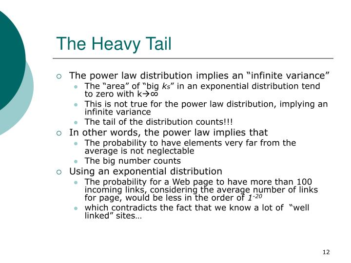 The Heavy Tail