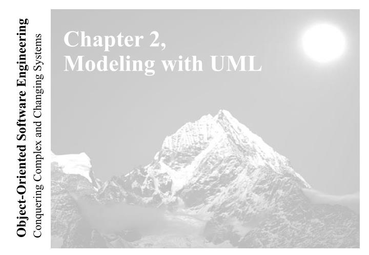 chapter 2 modeling with uml n.