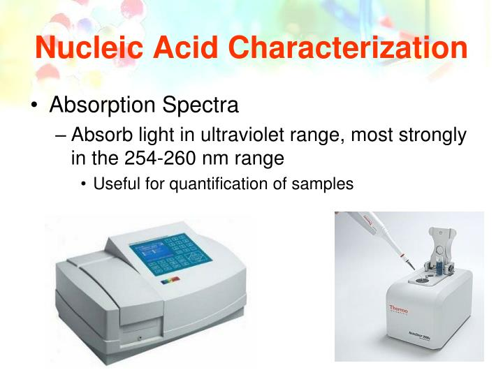Nucleic Acid Characterization