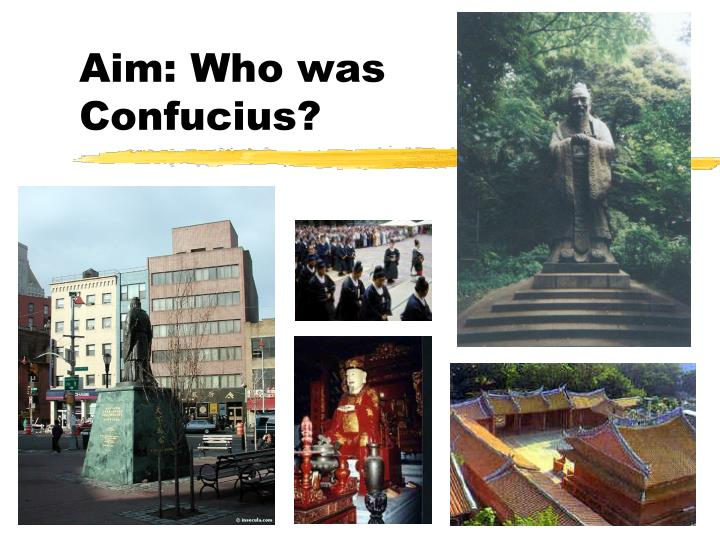 aim who was confucius