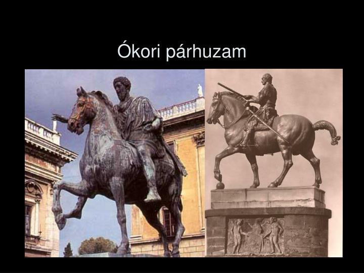 Ókori párhuzam