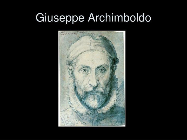 Giuseppe Archimboldo