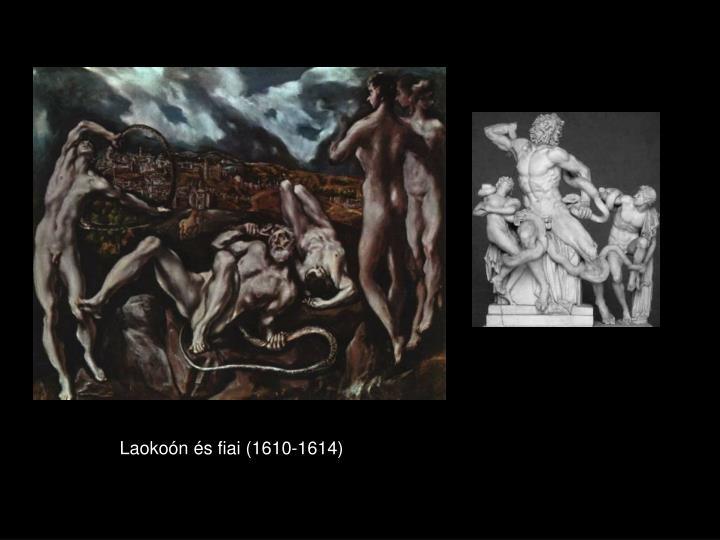 Laokoón és fiai (1610-1614)