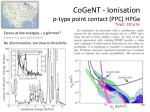 cogent ionisation p type point contact ppc hpge