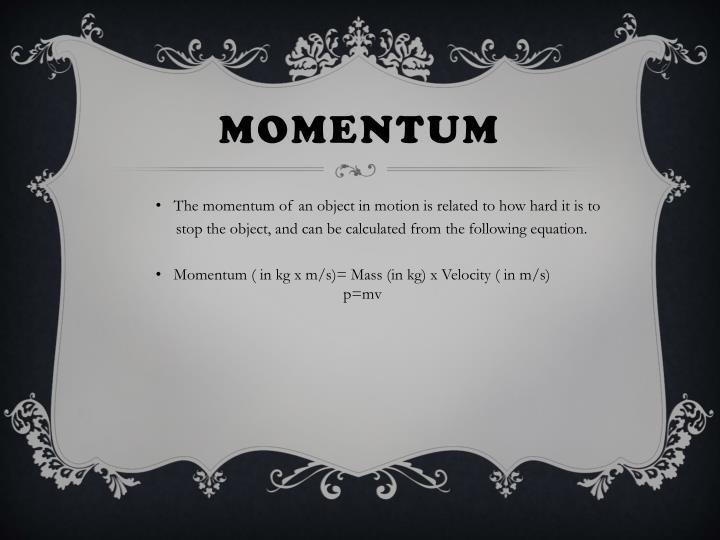 Momentum1