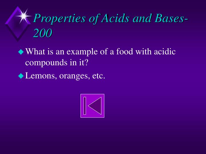 Properties of Acids and Bases-200